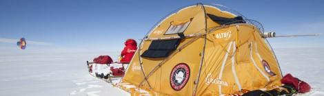 Una expedición a Groenlandia de 5.000 kms. jamás realizada