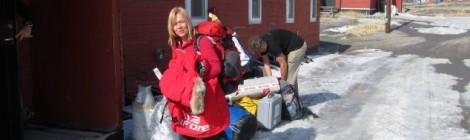Los expedicionarios ya están en Groenlandia (VÍDEO)