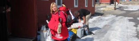 Los expedicionarios están en Groenlandia (VÍDEO)