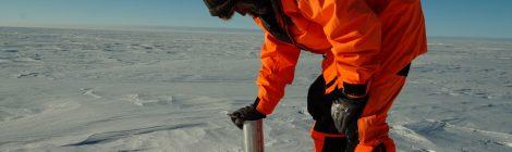 Los 'testigos' de hielo: ¿Qué nos cuentan de Groenlandia?