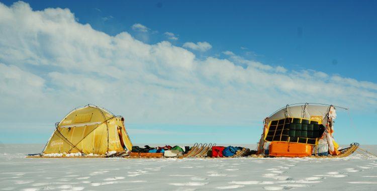 ¡Llegamos a la cumbre del Ártico!