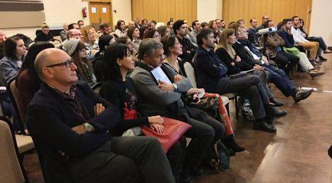 """Larramendi en Málaga: """"Este proyecto Trineo del Viento va a triunfar"""""""