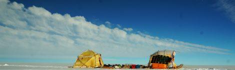 ¡El Trineo de Viento atraviesa Groenlandia esta primavera!