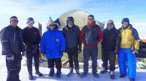 El Trineo de Viento hace ciencia a lo largo de 1.200 kms en 28 días