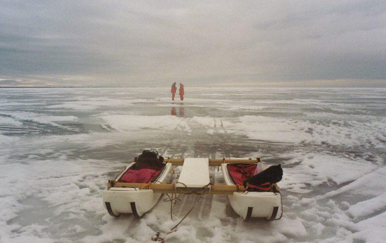 Primer prototipo, probado en Canadá, año 2000.