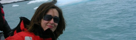 Ana Cabrerizo: 'La aventura de hacer ciencia en los polos'