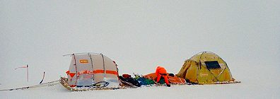"""Carta de Hilo Moreno desde el hielo: """"El año de las tormentas"""""""