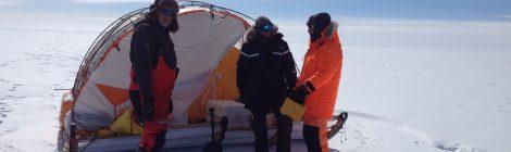 Renovada la tripulación tras 1.500 kms de recorrido