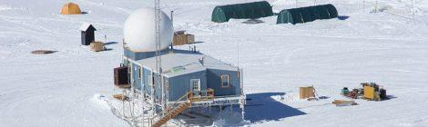 La Summit Camp, en la cima de la ciencia ártica