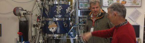 Centro de Astrobiología: la búsqueda de vida extraterrestre