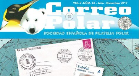 El 'Correo Polar', la revista de los hielos