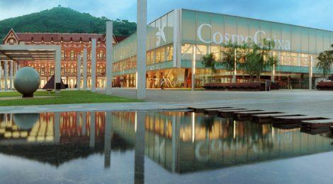 DÍA 23 de Mayo: conferencia en CosmoCaixa Barcelona