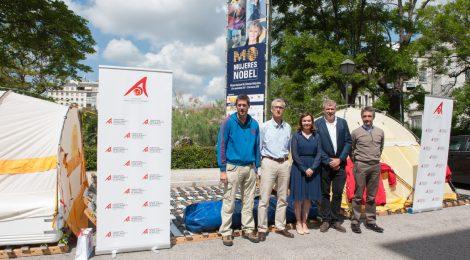 A la Antártida con la Fundación Príncipe Alberto II de Mónaco