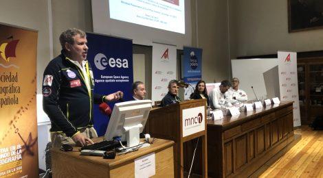 Presentada 'Antártida Inexplorada 2018 - 2019' en Madrid