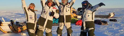 ¡¡ Éxito de la expedición: 2.538 kms en 52 días!!