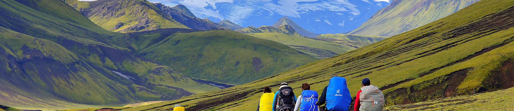 Viaje de aventura a Islandia en verano