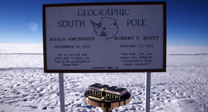 Resultado de imagen para Polo Sur Geográfico